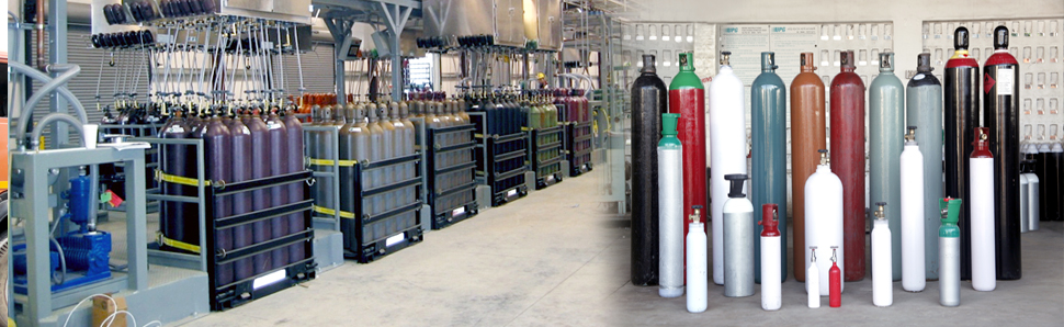Industrial And Calibration Gas Distributors India
